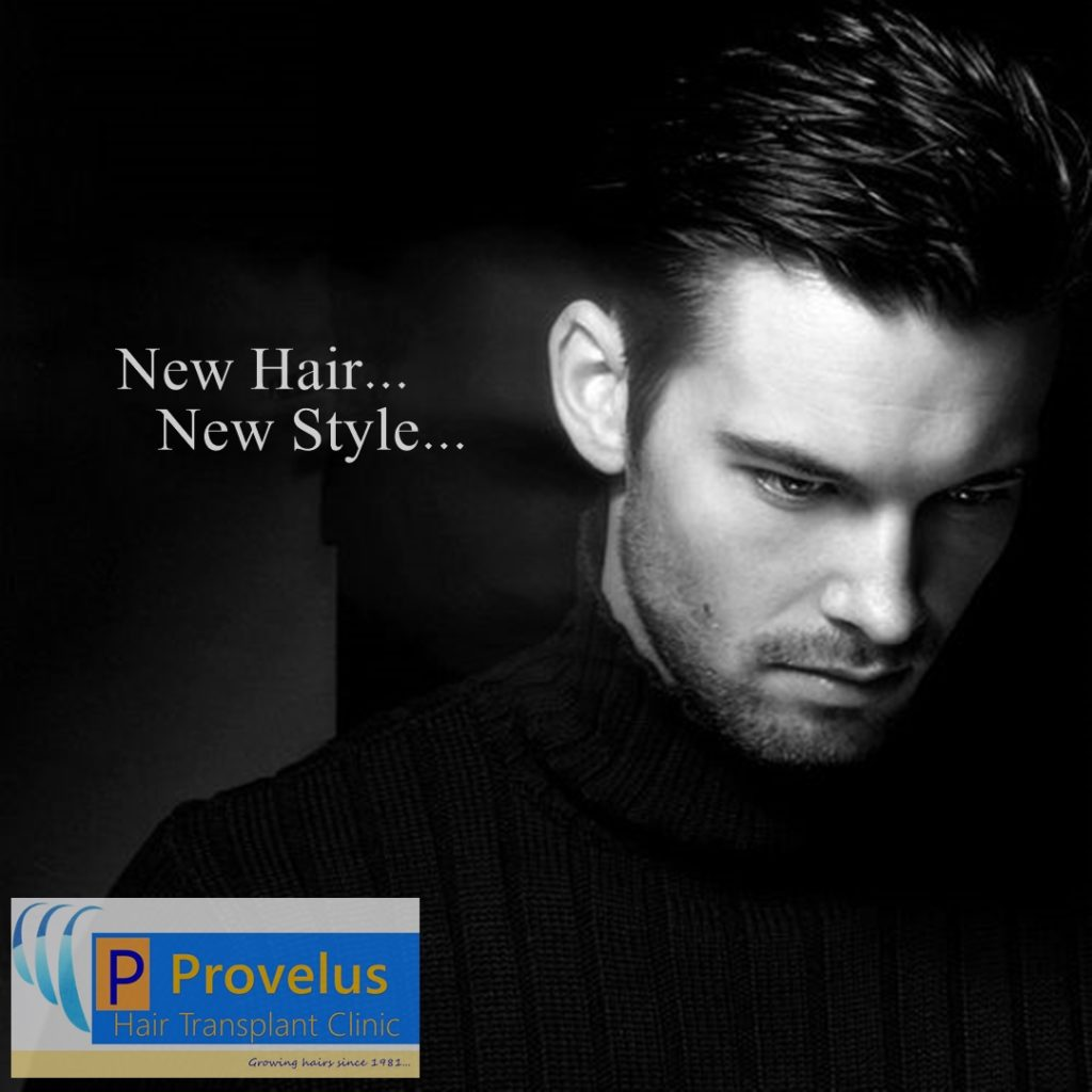 hair transplant Quiff hairstyle