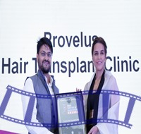 Best hair Transplant Delhi award