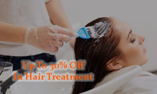 Hair Treatments offers