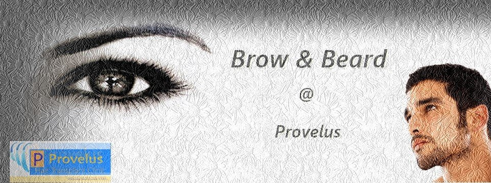 Brow, Beard, Chest and body hair transplant Delhi