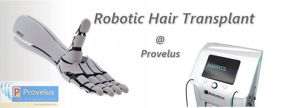 Robotic Hair Transplant in Delhi, India